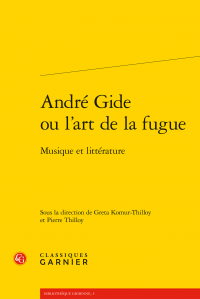 Gide - Classique Garnier